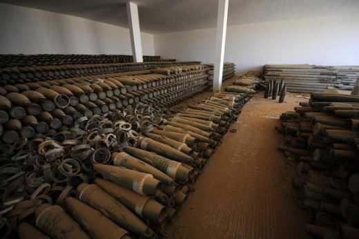 Неожиданно! На территории РФ начали взрываться склады с оружием