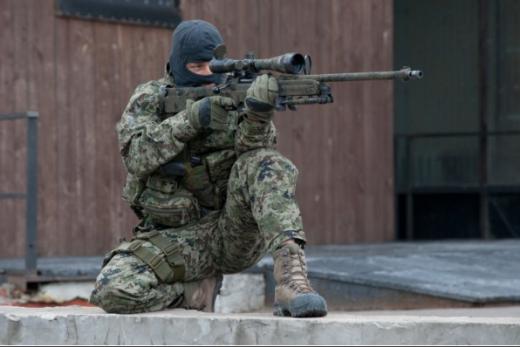 Снайпер из УНСО ведет личный счет «павшим Хероям новороссии»
