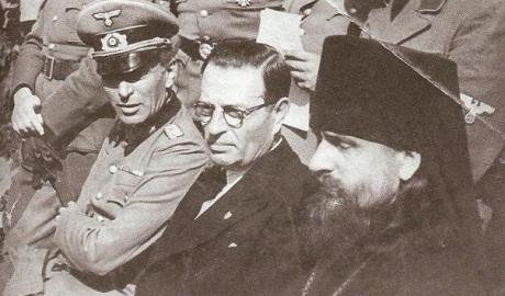 Во время Второй мирой войны Русская православная церковь молила Бога о победе Гитлера ФОТОфакт