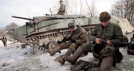 Военные тестируют в зоне АТО костюм-невидимку