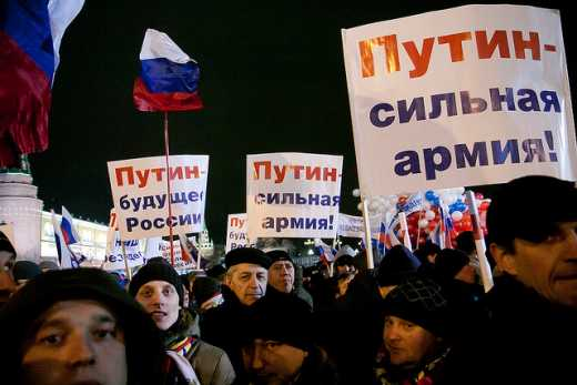 Российское общество достигло пика своей деградации, дальше только стать на четвереньки и начать хрюкать