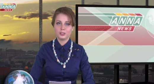 Ведущая телеканала «ANNA-News» оказалась фашисткой (ФОТО)