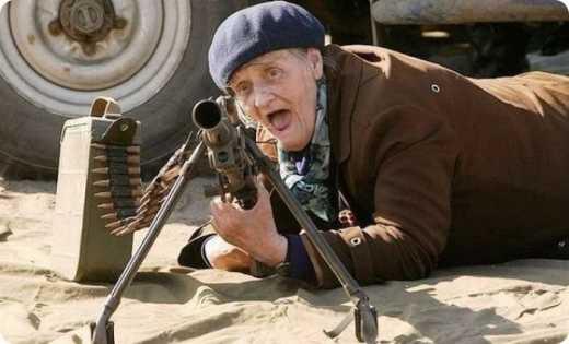 Заигралась бабушка в шпионку. Пенсионерка из села Мемрик работала на террористов и хотела помочь захватить всю Донецкую область