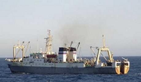 В Охотском море затонул российский корабль, есть погибшие