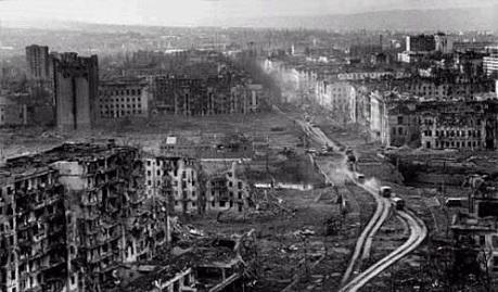 Путин присвоил городу Грозный, где российским солдатам резали глотки, звание «воинской славы»