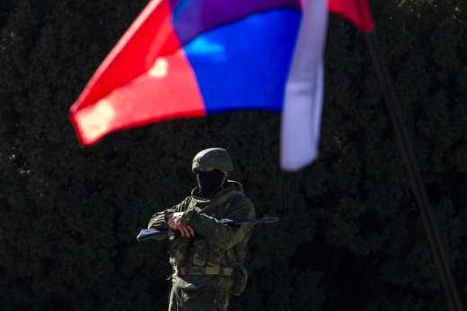 Кремль начал спецоперацию в Украине