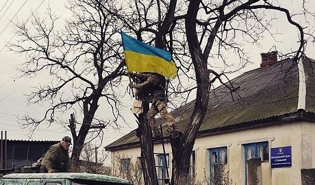 """""""Москаль-освободитель"""": Очередное село вернулось в Украину без шума и пыли ФОТО"""