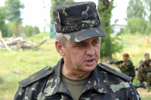 Виктор Муженко нанес удар по репутации Владимира Путина