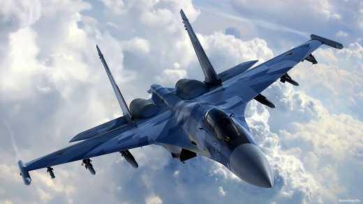 РФ играет с огнем: В небе над странами Балтии Су-27 чуть не сбил американский самолет-разведчик