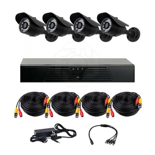 Комплект видеонаблюдения CoVi-Security-HVK-3001-AHD