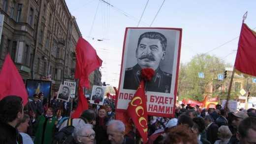 Россия – гнездо сталинизма – Березовец