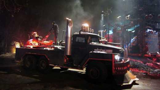 Были «Ночные волки», а стали бездомные собаки: В Москве сгорел байк-клуб где собирались байкеры Путина