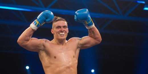 Теперь Путин может заявить, что российских боксеров в Украине нет: Александр Усик победил своего российского оппонента