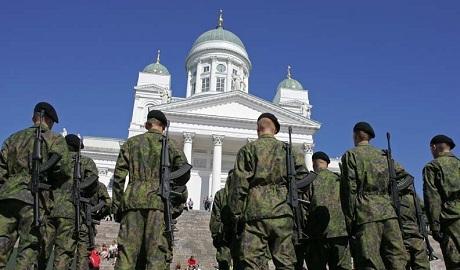 В Финляндии 900 тысяч резервистов получат повестки
