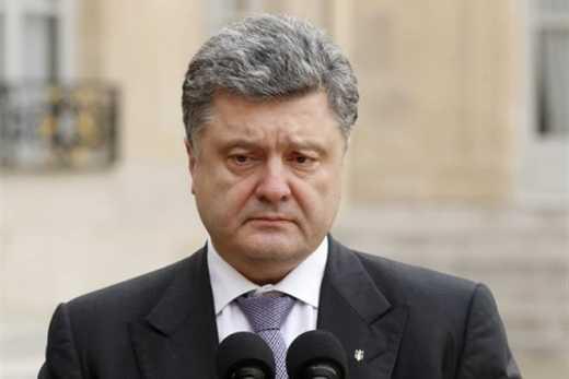 Шизофрения Порошенко: Стала понятна причина блокировки базы Правого сектора