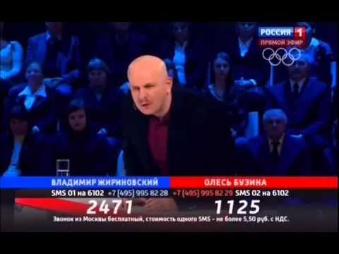 Бузина анонсировал свое убийство во время эфира у Владимира Соловьева