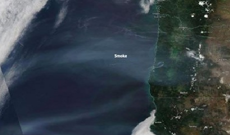 «Многоходовочка»: дым от пожаров в России достиг побережья США