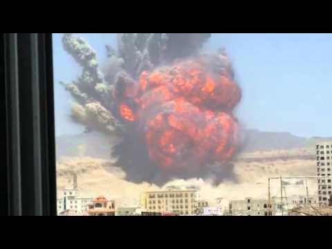 Лихо гречка п@зданула: союзники уничтожили российский гумконвой в Йемене ВИДЕО