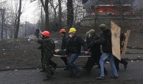 Шок: Интерпол не считает расстрел Майдана преступлением