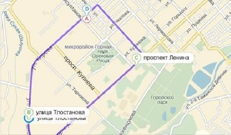 Российские силовики проводят в центре Нальчика контртеррористическую операцию