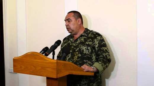 """В """"ЛНР"""" готовятся к похоронам Игоря  Плотницкого"""