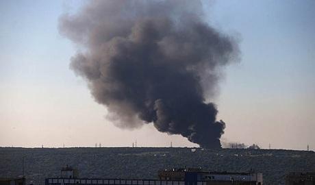 Российские артиллеристы под Широкино в шоке, их расстреливают неизвестные беспилотники