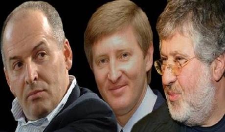 Порошенко решил забрать у Ахметова, Коломойского и Пинчука активов на $50 млрд
