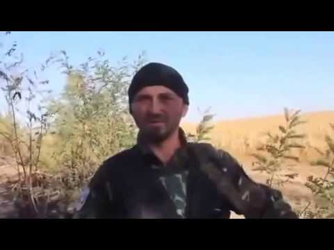 """Под Донецком ликвидирована снайпер """"ДНР"""" ВИДЕО"""