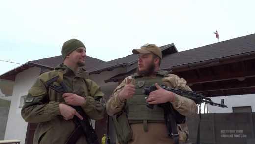Привет Дмитрию Киселеву с передовой: Над Широкино вывесили флаг США