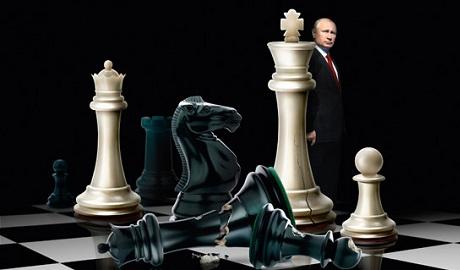 Вам мат товарищ Путин