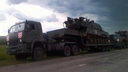 Путин привет Гааге: Солдат перевозивший «Бук», весь маршрут выкладывал в фотоальбом ВИДЕО