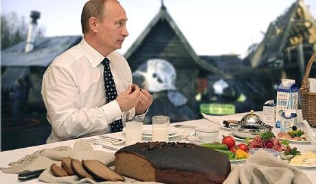 Путін повинен почати годувати Донбас