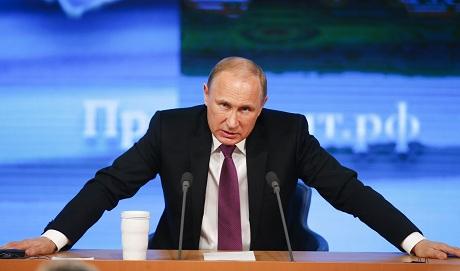 Последние провалы заставят Путина начать новое наступление на Донбассе – соцсети