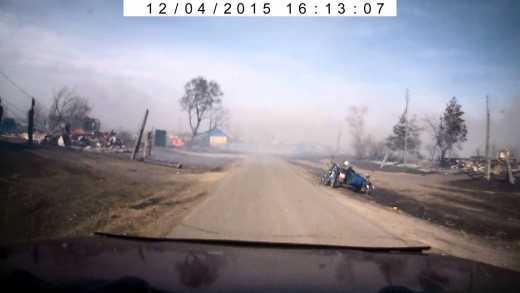Россия в огне! В Хакасии из-за стихии введен режим чрезвычайной ситуации