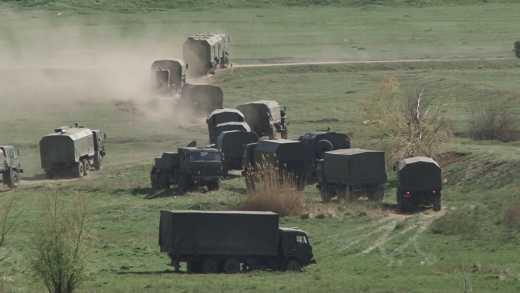 Россияне считают, что взрыв на полигоне в Ростове-на-Дону дело рук Украины ВИДЕО