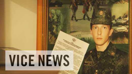 Смерть военных РФ на Донбассе — государственное преступление, — мать русского десантника, что погиб