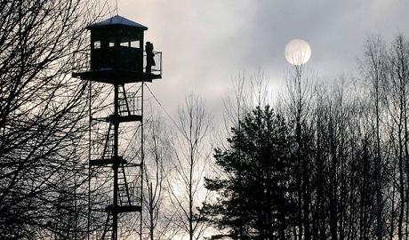 Польша оградится от России 50-метровыми вышками