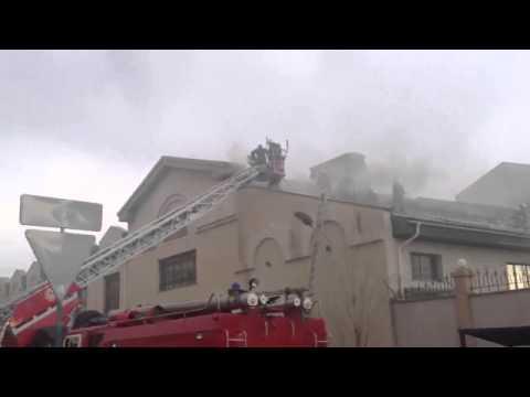 Вы не поверите, но опять пожар: в столице Казахстана горит посольство России ВИДЕО