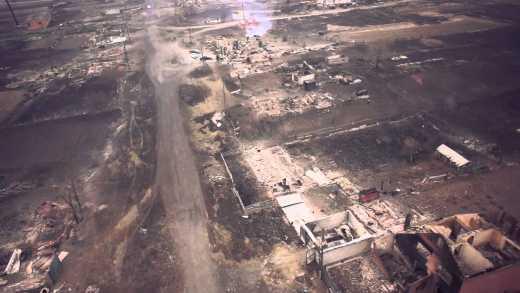 Выжженная сибирь – это начало расплаты за Донбасс ВИДЕО