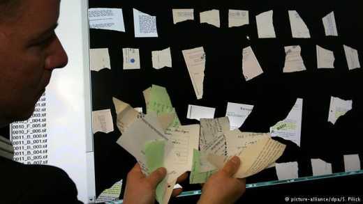 Привет Путину! В Германии компьютеру удалось восстановить уничтоженные документы «Штази»