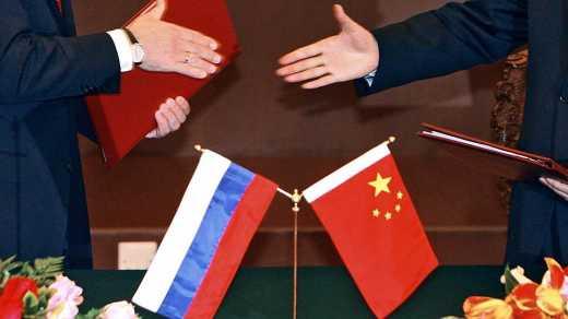 Китай заявил о невозможности союза с РФ и нежелании противостоять странам запада