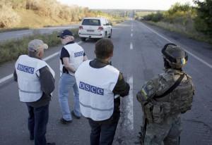 Община Мариуполя намерена выгнать представителей ОБСЕ из Украины