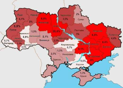 """Полк """"АЗОВ"""" уничтожил миф, что распространяют российские СМИ, предоставив сухую статистику"""