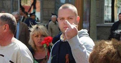 Новый символ мак, переселенцам из Донбасса ассоциируется с наркоманами