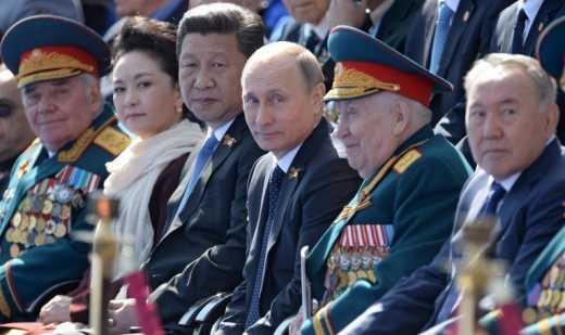 Путин оплатил час позирования на трибунах? РФ списала Африке долг в $20 миллиардов