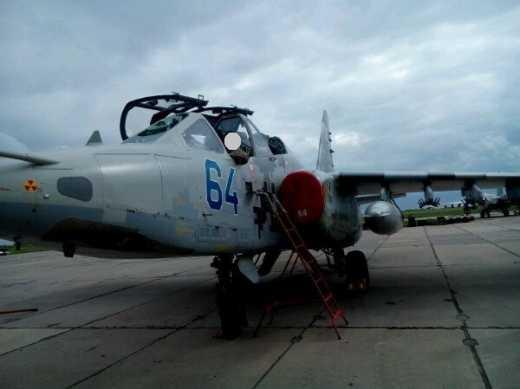 Модернизация СУ-25 – хрен собьешь ФОТО