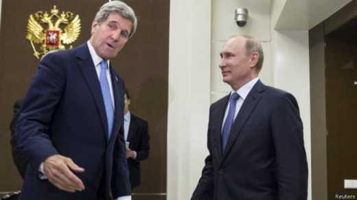 США пообещало Путину похоронить экономику РФ, если тот осмелится штурмовать Мариуполь