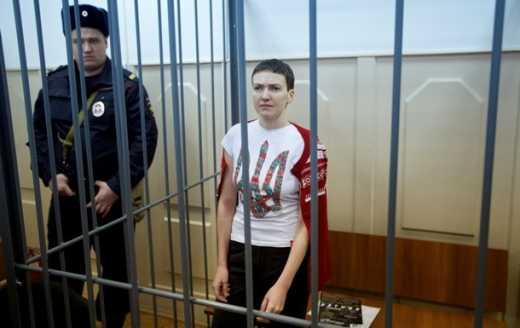 Надежде Савченко во время суда вызвали скорую, – адвокат