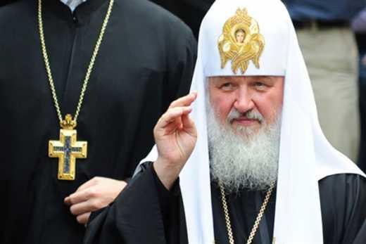 Патриарх РПЦ Кирилл считает, что основой Украинской идеологии становится безбожие