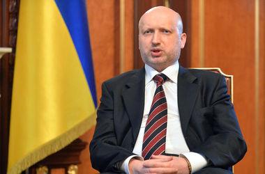 """На территории Украины могут появиться системы противоракетной обороны """"ПРО"""", – Турчинов"""